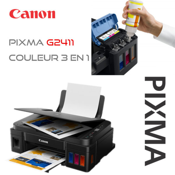 CANON PIXMA G2411 COULEUR 3 EN 1 Bejaia Algerie image #00