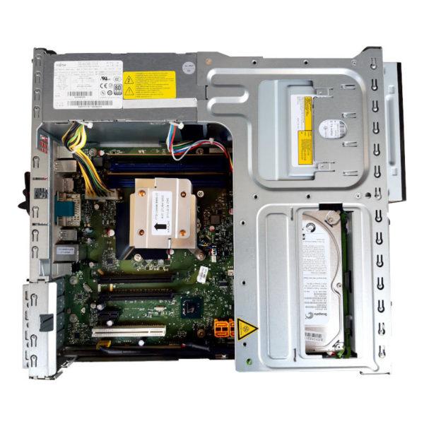 Unité centrale Fujitsu E910 I3-3220 4GB 500GB -occasion image #03