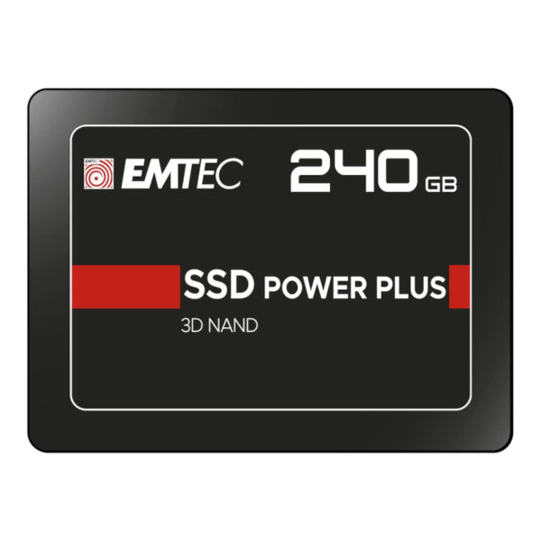 "SSD 240GB EMTEC X150 ECSSD 2.5"" SATA III 6Gb S image #02"