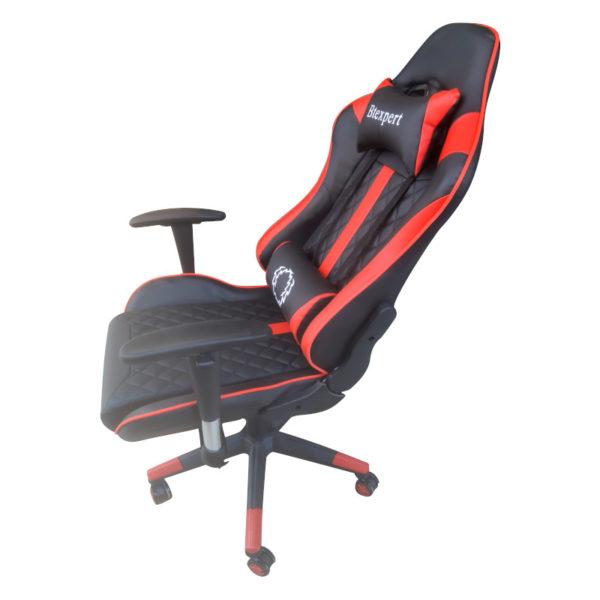 Chaise gaming Btexpert 2079 rouge et noir image #02