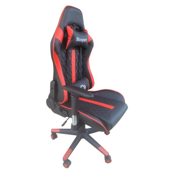 Chaise gaming Btexpert 2079 rouge et noir image #03