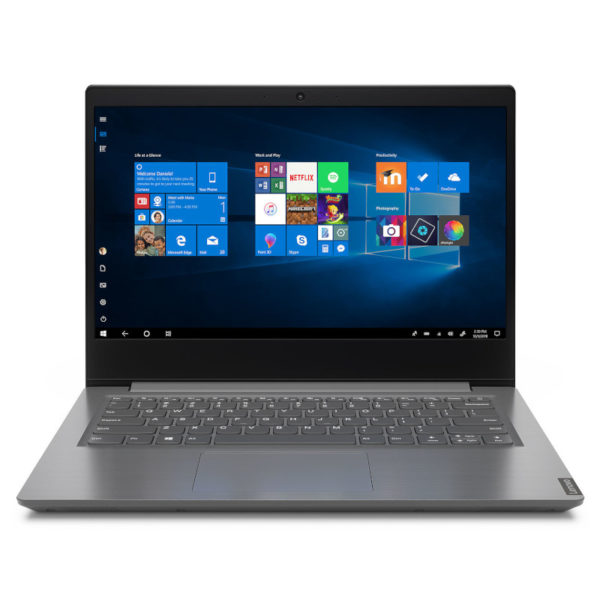 Laptop Lenovo V14-IIL I3-1005G1 4GB 1TB 14 Gris Souris image #02