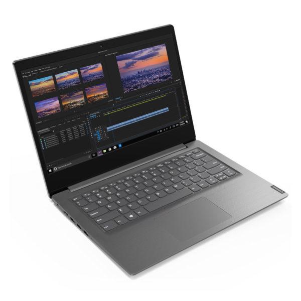 Laptop Lenovo V14-IIL I3-1005G1 4GB 1TB 14 Gris Souris image #03