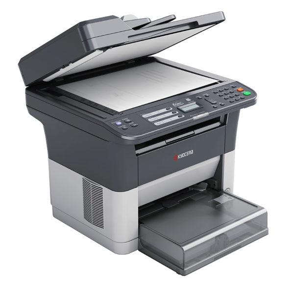 Imprimante multifonction Kyocera fs-1025mfp +toner original image #02